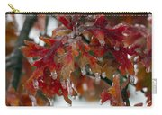 Icy Oak Carry-all Pouch