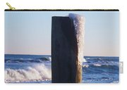 Icy Ocean Bulkhead Carry-all Pouch