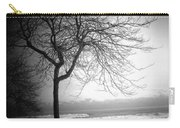 Icy Waters Of Lake Michigan Carry-all Pouch
