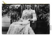 Ida Mckinley (1847-1907) Carry-all Pouch