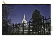 Idaho Falls Temple Series 3 Carry-all Pouch