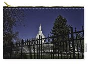Idaho Falls Temple Series 4 Carry-all Pouch