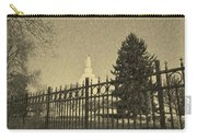 Idaho Falls Temple Series 5 Carry-all Pouch