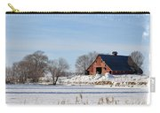 Idaho Falls Winter Carry-all Pouch
