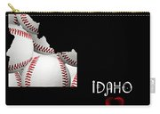 Idaho Loves Baseball Carry-all Pouch