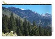 Idaho Mountain Side Carry-all Pouch