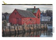 idle tyme at Motif 1 Carry-all Pouch