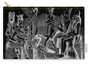 Idols  Of Egypt Carry-all Pouch