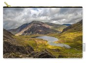 Idwal Lake Snowdonia Carry-all Pouch