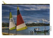 Idyllic Thai Beach Scene Carry-all Pouch