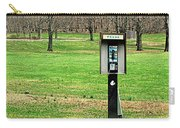 If A Phone Rings In The Forest Carry-all Pouch