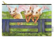If Pigs Could Fly Carry-all Pouch by Jane Schnetlage