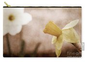 If These Flowers Could Speak  Carry-all Pouch