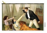 If You Strike My Mother Carry-all Pouch by Terry Reynoldson