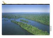 Iguacu River Above Iguacu Falls Brazil Carry-all Pouch
