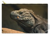 Iguana-7374 Carry-all Pouch