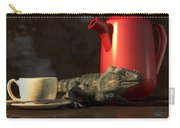 Iguana Coffee Carry-all Pouch