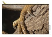 Iguana Foot Carry-all Pouch
