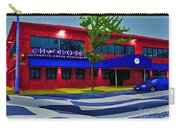 Ikaros Restaurant Baltimore Carry-all Pouch