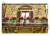 Il Balcone Di Firenze Carry-all Pouch