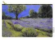 Il Campo Di Lavanda Carry-all Pouch