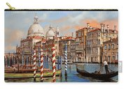 Il Canal Grande Carry-all Pouch by Guido Borelli
