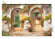Il Cortile Carry-all Pouch by Guido Borelli