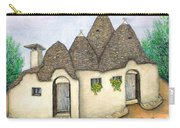 Il Trullo Alberobello Carry-all Pouch