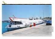 Ilida II Hydrofoil At Kerkira Carry-all Pouch