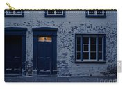 I'll Leave The Light On For You Carry-all Pouch by Edward Fielding