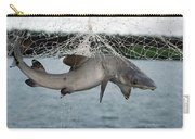 Illegal Gillnet Fishing Academy Bay Carry-all Pouch