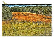 Illinois Grassland Woodstock Illinois Carry-all Pouch