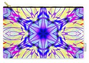 Illuminated Blossom Carry-all Pouch