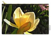 Illuminated Daffodil Carry-all Pouch