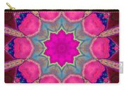 Illuminated Rose Carry-all Pouch