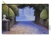 Illuminated Victorian Street Light Carry-all Pouch