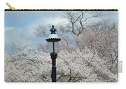 Illuminating Blossoms Carry-all Pouch