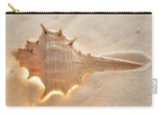 Illumination Series Sea Shells 6 Carry-all Pouch