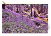 Img 4892_ Purple Lupine_ Yosemite National Park  Carry-all Pouch