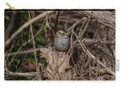 Immature White-throated Sparrow Carry-all Pouch