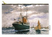 Immigrant Ship, 1893 Carry-all Pouch