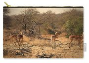 Impala At Timbavati Carry-all Pouch