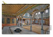 Imperial Hall Of Harem In Topkapi Palace Carry-all Pouch