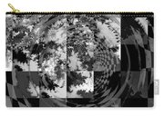 Impossible Reflections B/w Carry-all Pouch