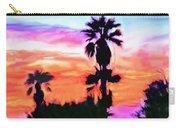 Impression Desert Sunset V2 Carry-all Pouch