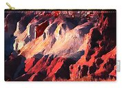 Impression Of Capitol Reef Utah At Sunset Carry-all Pouch