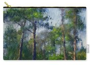 Impression Trees Carry-all Pouch