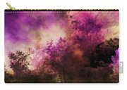 Impressionism Style Landscape Carry-all Pouch