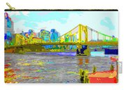 Impressionist Clemente Bridge 2 Carry-all Pouch