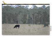 Impressionist Cows Grazing Carry-all Pouch